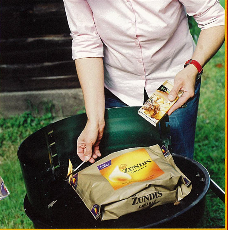 Zyndis Grillbag